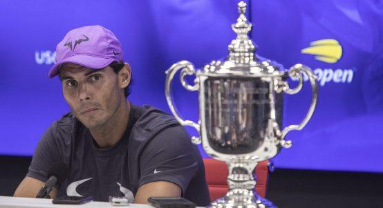 Rafael Nadal press conference