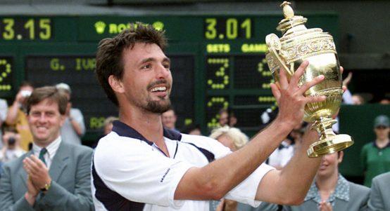 Goran Ivanisevic Wimbledon 2001
