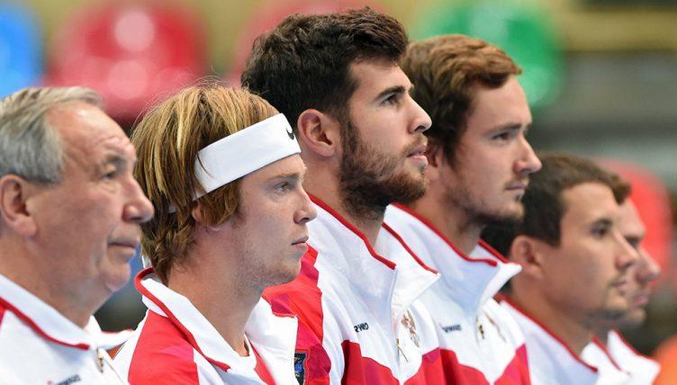 Daniil Medvedev and Karen Khachanov to team up again for ATP Cup