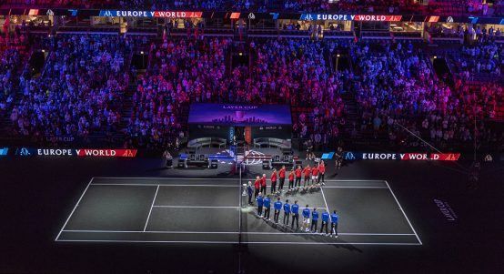 laver Cup lineup