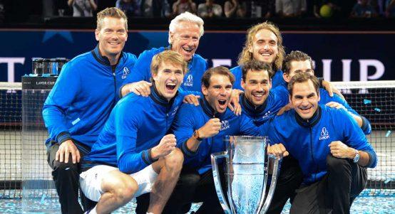 Team Europe Laver Cup 2019