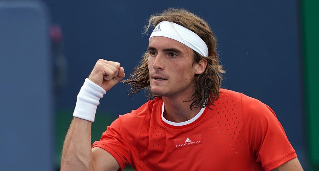 Stefanos Tsitsipas warning for Roger Federer, Rafael Nadal, and Novak Djokovic