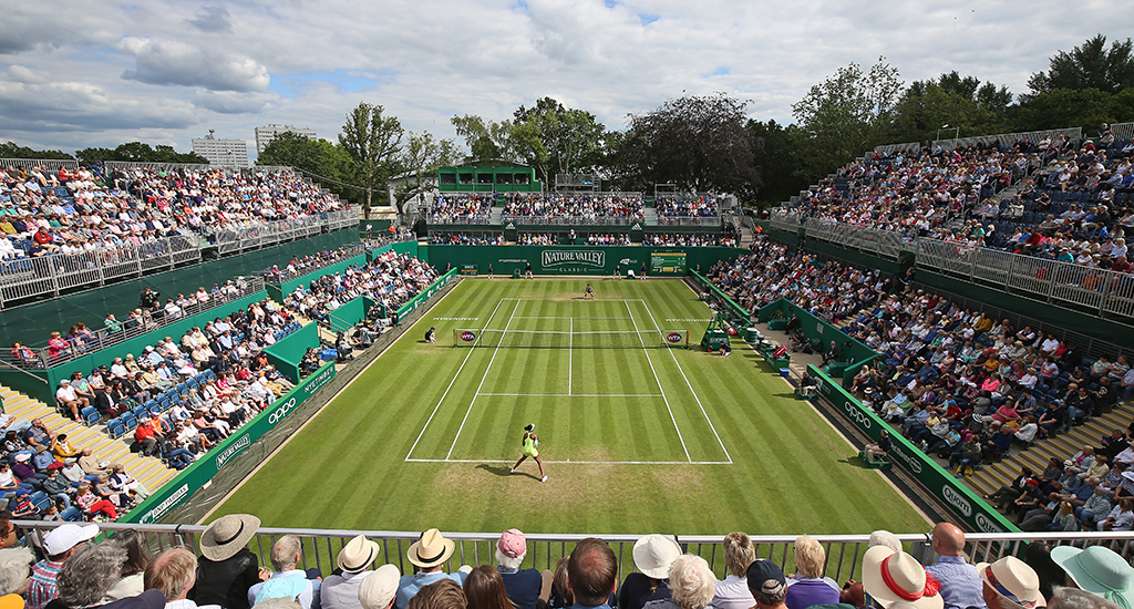 Nature Valley Classic tennis tickets available