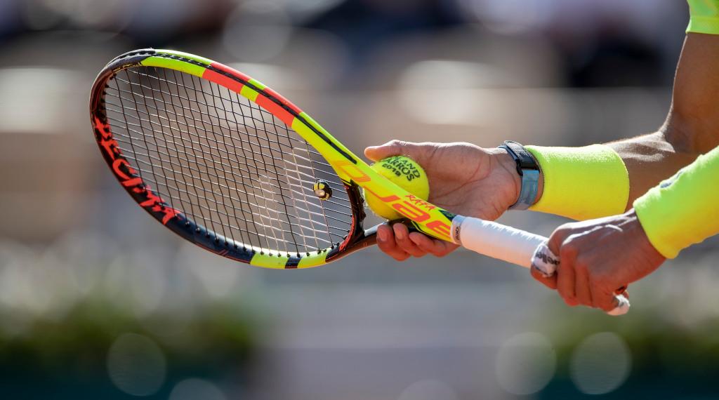 Rafael Nadal racket