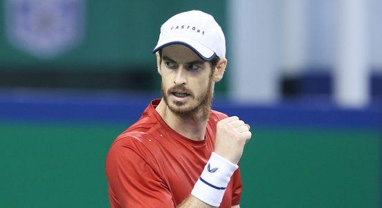 Andy Murray looking strong at Shanghai Masters