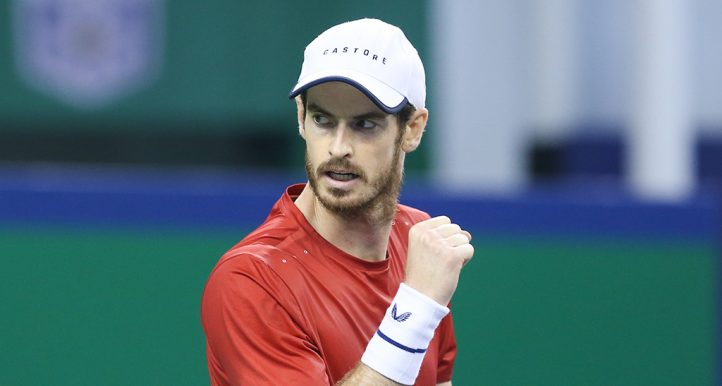 Andy Murray looking strong at Shanghai Masters