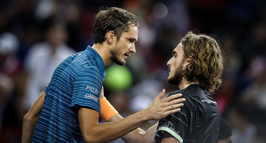 I Can T Take Him Seriously Anymore Daniil Medvedev Escalates Bitter Row With Stefanos Tsitsipas Tennis365 Com