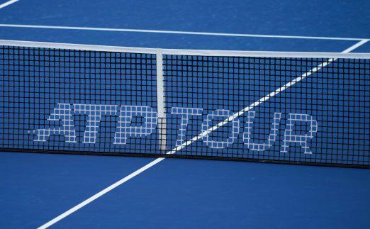 ATP Tour sign / logo
