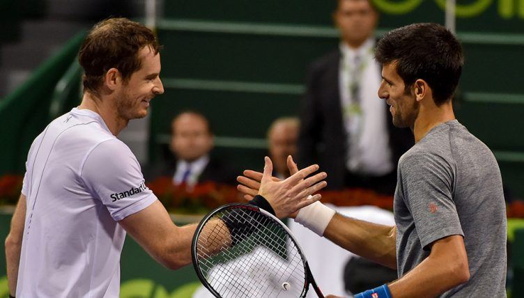 Tennis Would Benefit From Andy Murray Returning To The Top Says Novak Djokovic Tennis365 Com