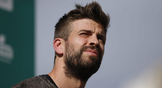 Gerard Pique - backer of the new Davis Cup