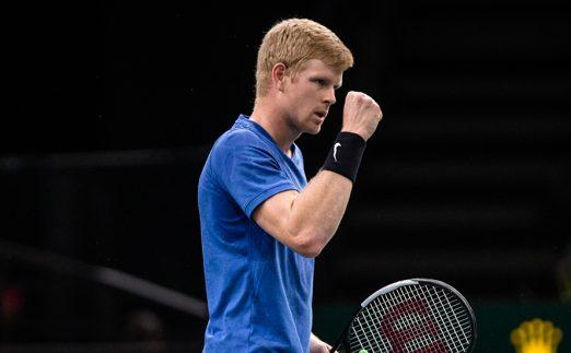 Kyle Edmund back in Davis Cup team