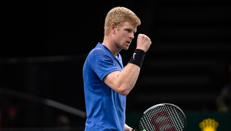 Kyle Edmund back in Davis Cup team