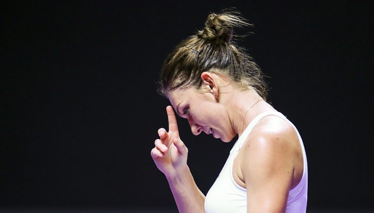 Simona Halep disappointed at WTA Finals