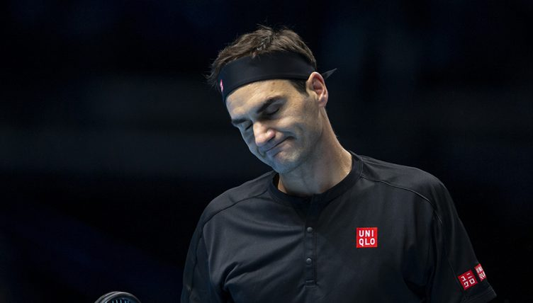 Roger Federer disappointed at ATP Finals