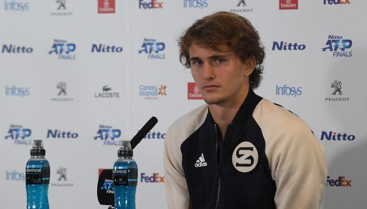 Alexander Zverev press conference