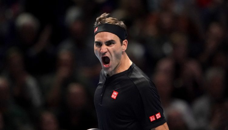 Roger Federer delighted