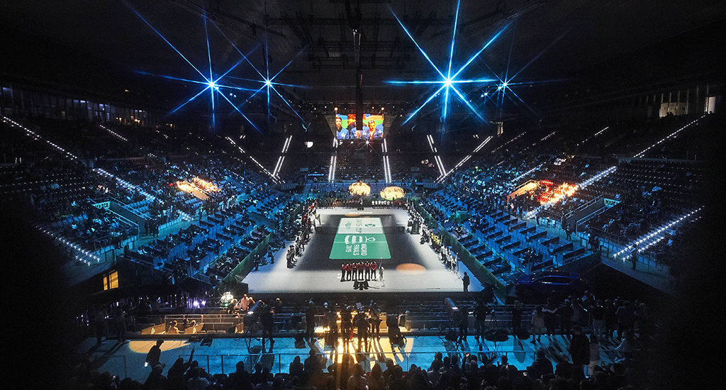 Davis Cup opening