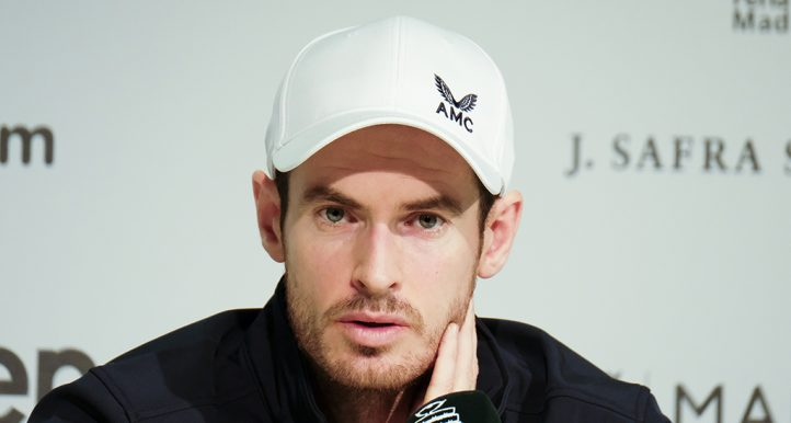 Andy Murray Davis Cup press conference