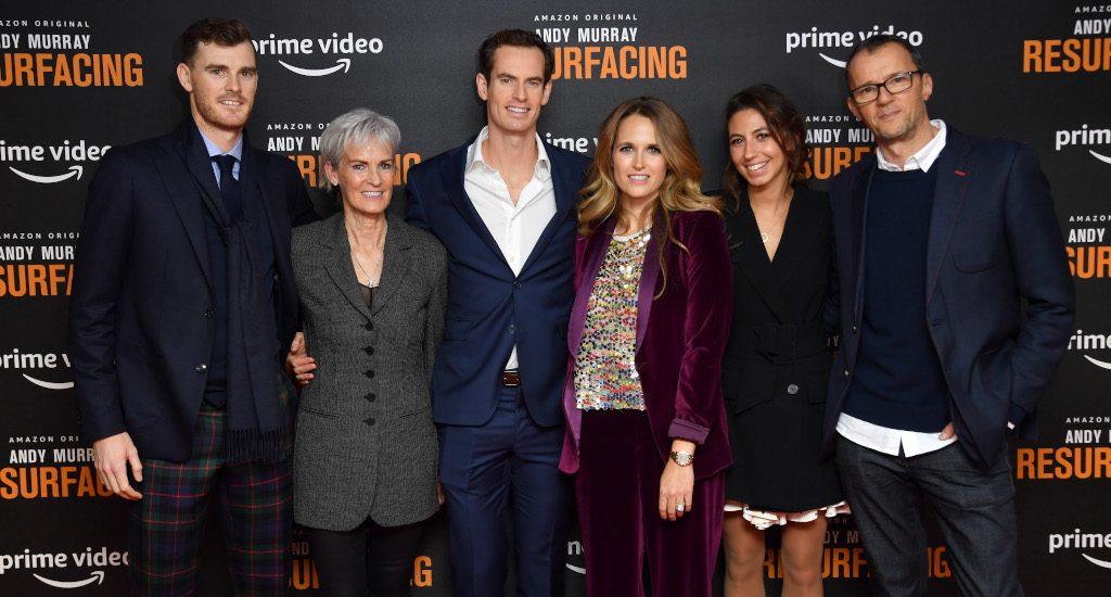 Andy Murray: Resurfacing Premiere
