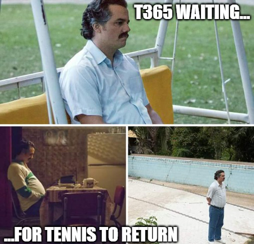 Waiting meme