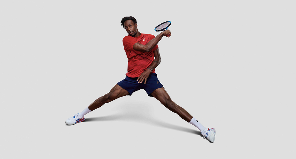Gael Monfils shoes