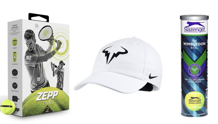 2019 Christmas tennis gift guide