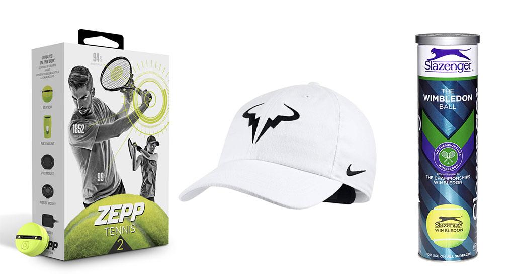 Tennis shopping