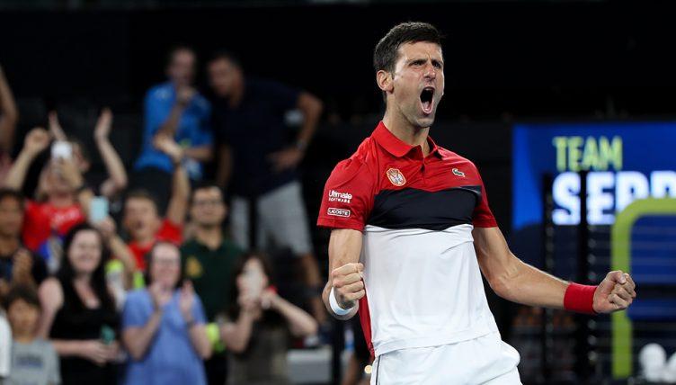 Novak Djokovic And Rafael Nadal Both Star As Serbia And Spain Impress At Atp Cup Tennis365 Com