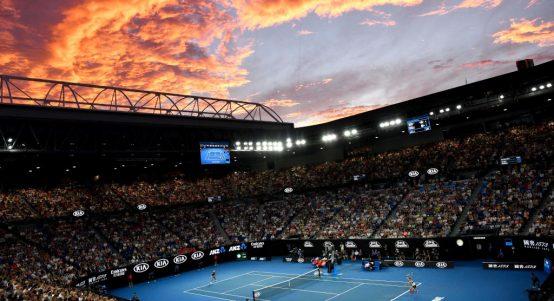 Australian Open Melbourne Park general