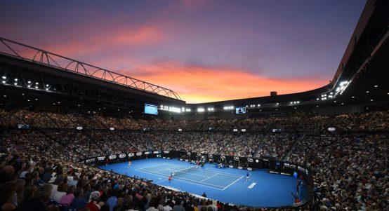 Australian Open Melbourne Park