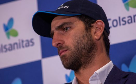 Robert Farah press conference
