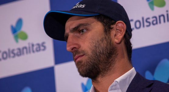Robert Farah press conference