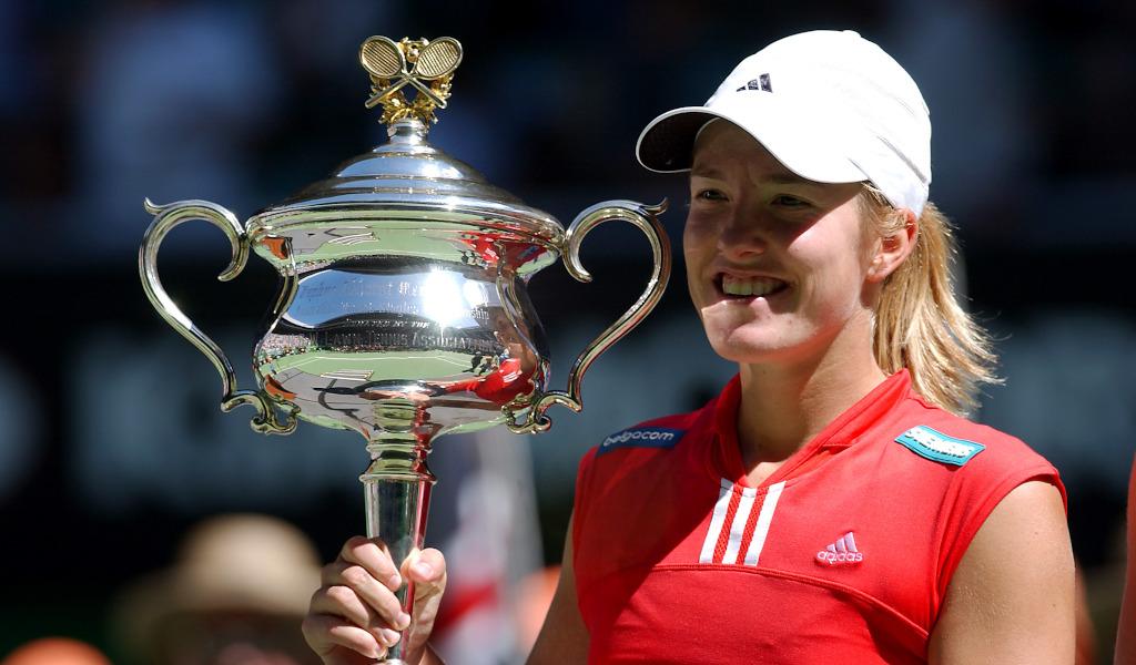 Justine Henin 2004 Australian Open