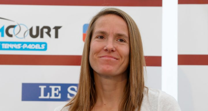 Justine Henin interview