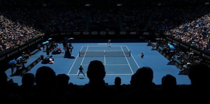 Australian Open Melbourne Park Rod Laver Arena