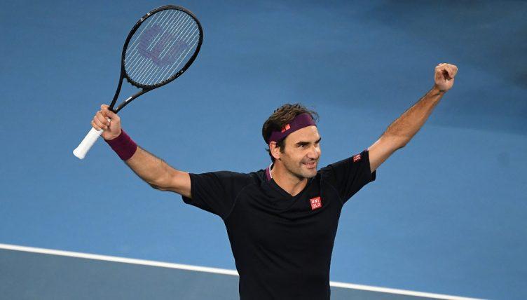 Roger Federer survives