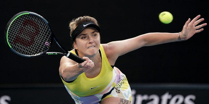 Elina Svitolina at Australian Open