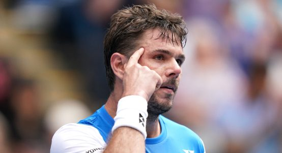Stan Wawrinka finding solutions
