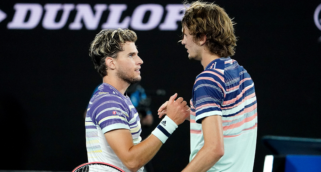 Zverev Vs Thiem