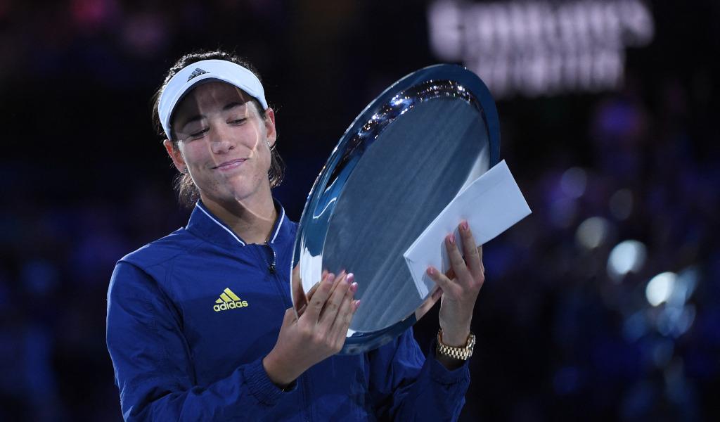Garbine Muguruza Australian Open