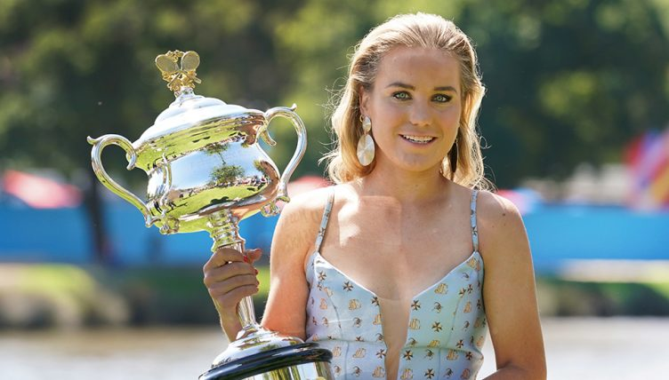 Sofia Kenin Names The Two Wta Stars Who Inspired Her To Surprise Australian Open Win Tennis365 Com