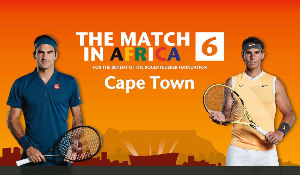 Roger Federer Expecting Very Very Special Match In Africa Cape Town With Rafael Nadal Tennis365 Com