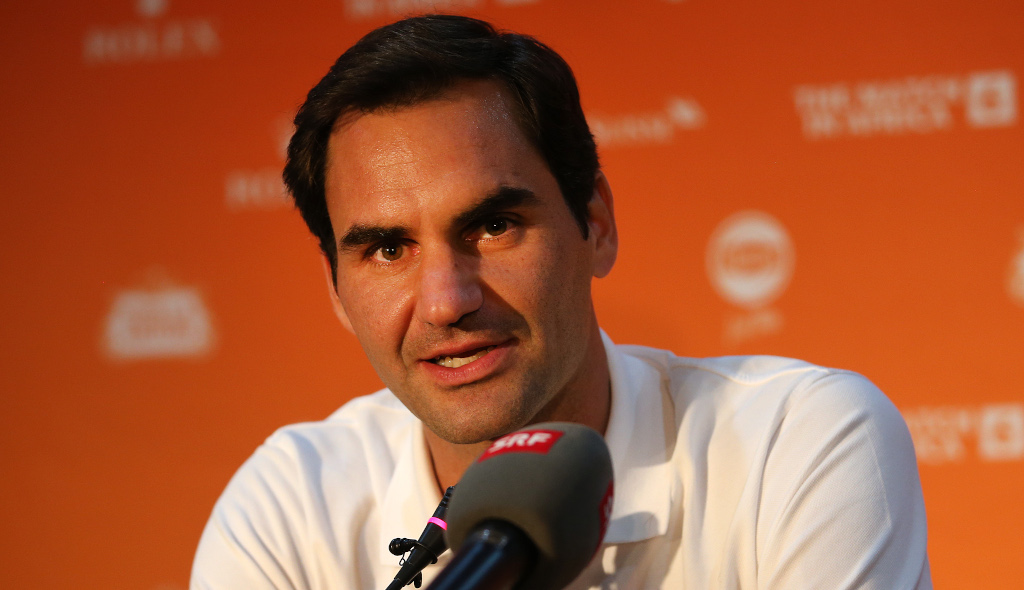 Roger Federer On Match In Africa It Was Only Rafa Who Could Make