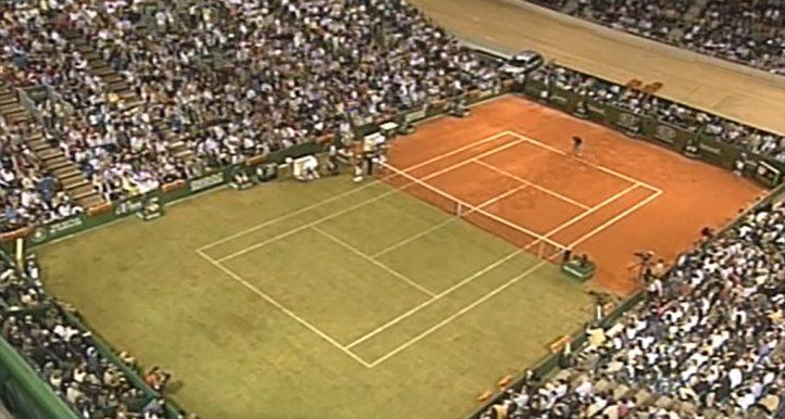 Battle of the Surfaces Rafael Nadal Roger Federer