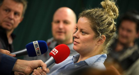 Kim Clijsters interview