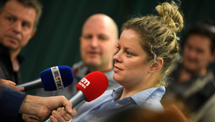 Kim Clijsters interview
