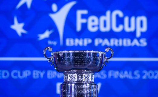 Fed Cup Finals trophy