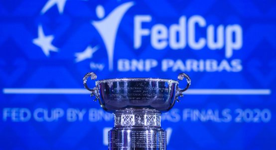 Fed Cup Finals trophy
