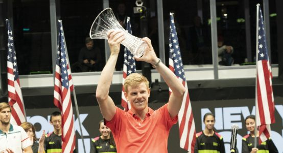 Kyle Edmund wins New York Open