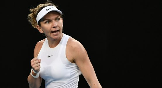 Simona Halep delighted